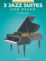 Glenda Austin - Three Jazz Suites For Piano - Piano