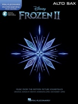 Robert Lopez - Frozen Ii - La Reine Des Neiges Ii - Instrumental Play-along - Saxophone Alto