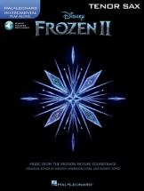 Robert Lopez - Frozen Ii - La Reine Des Neiges Ii - Instrumental Play-along - Saxophone Ténor