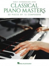 Classical Piano Masters: Early Intermediate - Piano