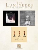 The Lumineers - Easy Piano Collection - Piano Facile