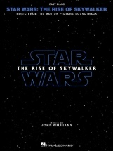 J. Williams - Star Wars - The Rise Of Skywalker Easy Piano - Piano Facile