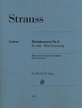 Richard Strauss - Horn Concerto No. 2 In E Flat Major - Cor Et Piano