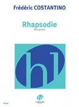 Frederic Constantino - Rhapsodie - Guitare