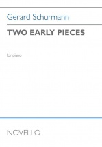 Gerard Schurmann : Two Early Pieces