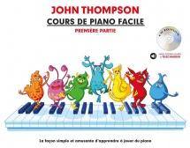Cours De Piano Facile - Premiere Partie