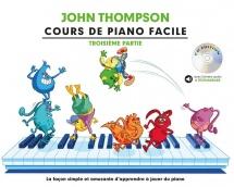 Cours De Piano Facile - Troisieme Partie