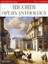 Opera Anthology  - Chant Et Piano - Soprano Lirico Drammatico