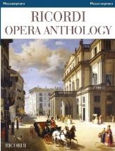 Opera Anthology - Mezzo Soprano Et Piano
