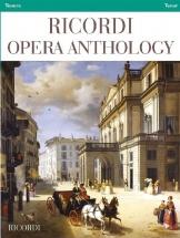 Opera Anthology - Tenor Et Piano