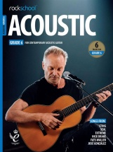 Rockschool Acoustic Grade 6
