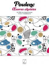 Francis Poulenc : Livres de partitions de musique