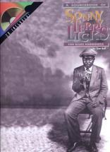 Terry Sony -  Sourcebook Of Licks Blues Harmonica + Cd