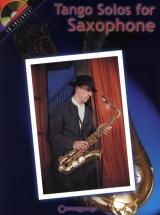 Tango Solos For Saxophone + Cd - Alto Saxophone