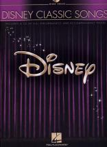 Disney - Classic Songs + Cd - Pvg