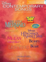Disney Contemporary Songs For - High Voice