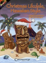 Christmas Ukulele, Hawaiian Style + Cd - Ukulele