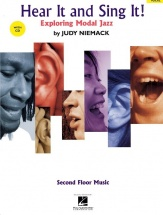 Niemack Judy - Hear It And Sing It! - Exploring Modal Jazz - Voice