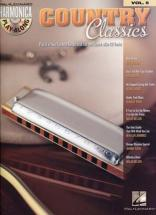 Harmonica Play Along Vol.5 - Country Classics + Cd - Harmonica