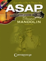 Collins Eddie - Asap Bluegrass Mandolin - Learn How To Play The Bluegrass Way + 2 Cds - Mandolin