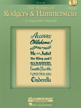 Richard Rodgers - The Songs Of Rodgers Hammerstein Tenor+ 2cd