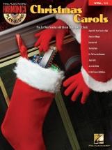 Harmonica Play-along Volume 11 Christmas Carols + Cd - Harmonica