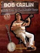 Carlin Fiddle Tns Clawhmr + Cd - Banjo Tab