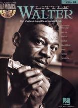 Little Walter - Harmonica Play Along Vol.13 + Cd