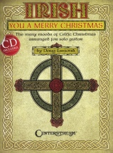 Irish You A Merry Christmas Celtic Christmas For Easy Guitar- Guitar