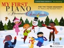 My First Piano Adventure Christmas Book A Pre-reading - Piano Solo