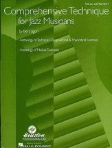 Bert Ligon Comprehensive Technique For Jazz Musicians All Inst - All Instruments