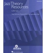 Ligon B. - Jazz Theory Resources Vol. 1
