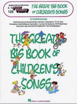 E-z Play Today 125 The Great Big Book Of Children