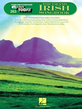E-z Play Today 263 The Grand Irish Songbook - Melody Line, Lyrics And Chords