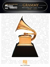 Ez Play Today Volume 160 Grammy Awards Record Of The Year 1958-2011 - Piano Solo