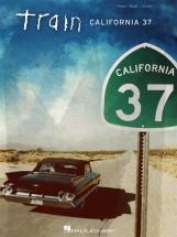 Train California 37 Pvg Artist Songbook - Pvg