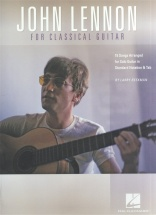Lennon John For Classical Guitar Solo - Guitar
