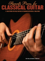 Favorite Pieces For Classical Guitar - Classical Guitar