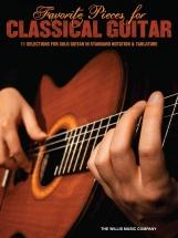 Favorite Pieces For Classical Guitar - Classical Guitar