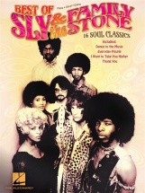 Sly And The Family Stone Best Of Pvg Artist Songbook - Pvg