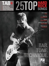 25 Top Hard Rock Songs Tab Tone Technique Guitar Recorded Version - Lyrics And Chords