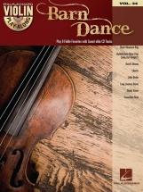 Violin Play Along Volume 34 Barn Dance + Cd - Violin