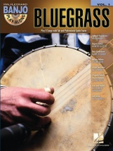 Banjo Play Along Volume 1 Bluegrass + Cd - Banjo Tab