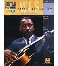 Guitar Play-along Vol.159 - Wes Montgomery + Online Audio