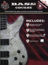 Rock House House Of Blues Bass Course B+ Cd - Bass Guitar