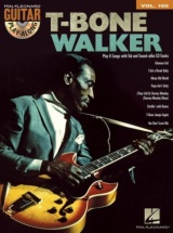 Guitar Play-along Vol.160 - T-bone Walker + Online Audio