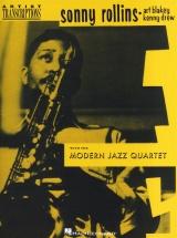 Rollins Sonny Blakey Art And Drew Kenny Modern Jazz Quartet - Tenor Saxophone