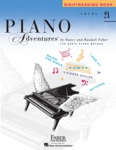 Faber Nancy And Randall Piano Adventures Sightreading Book Level 2a - Piano Solo