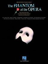 Lloyd Webber Andrew The Phantom Of The Opera Beginning - Piano Solo