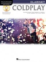 Instrumental Play Along - Coldplay + Cd - Clarinet